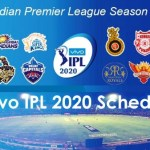 Vivo IPL 2019 Schedule PDF Download