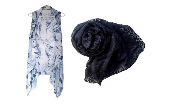 Scarves and Abayas for Wedding