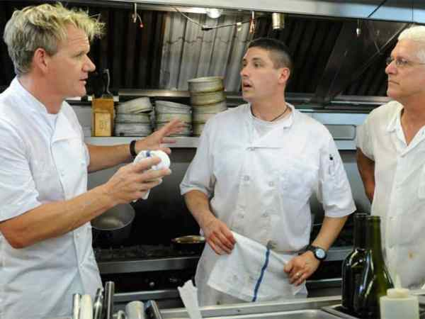 Mike and Nellie's Update - Kitchen Nightmares - Open or ...