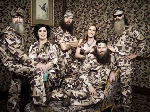 Duck Dynasty Stars Talks Producers Wanting To Remove Jesus ...