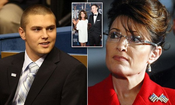 Track Palin, 26, Sarah Palin's Son, Arrested For Domestic ...