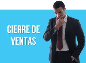 CIERRE DE VENTA