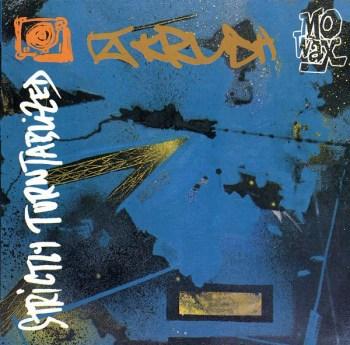 Couverture de l'album Strictly Turntablized - 1994