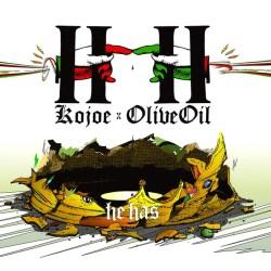 Pochette de l'album HH
