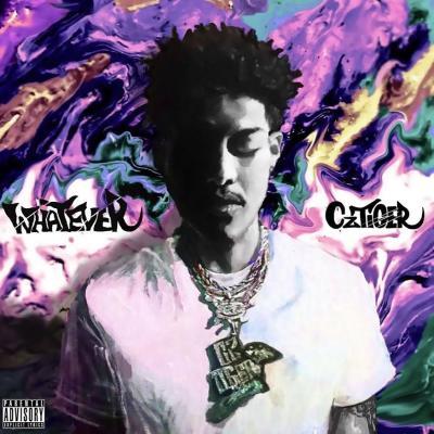 Pochette de l'album WHATEVER de Cz Tiger