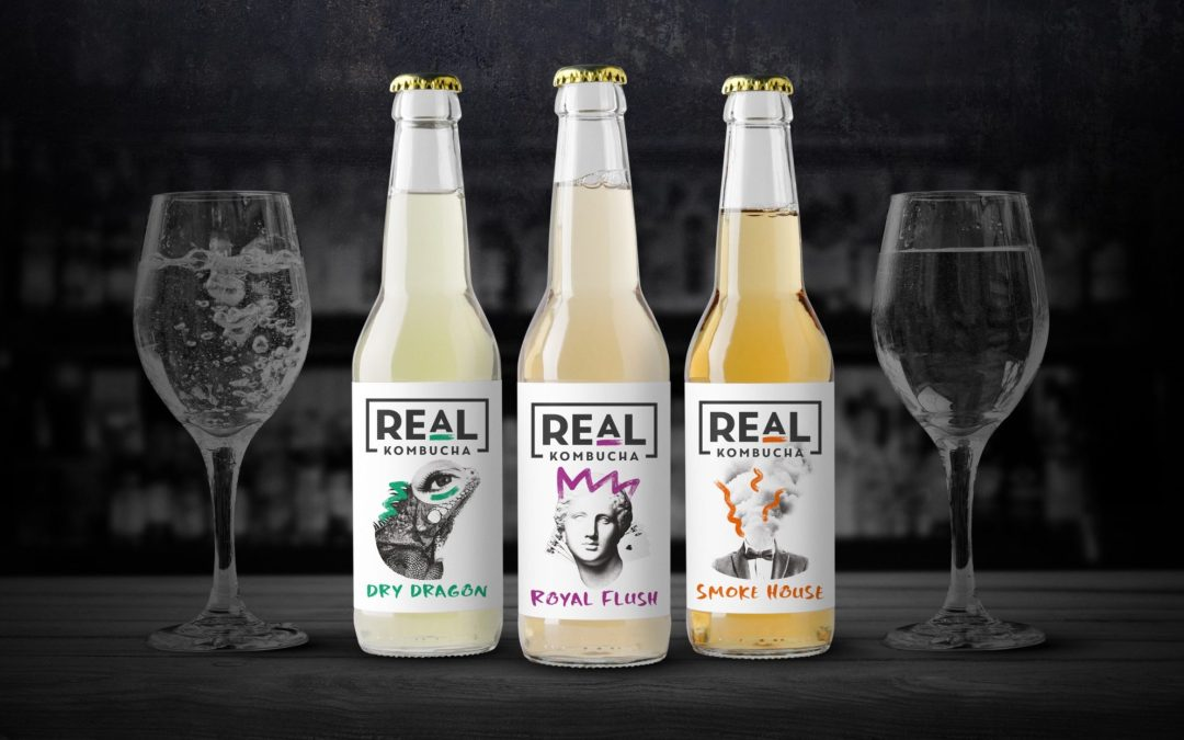 Vote for Real Kombucha in the Great British Food Awards!