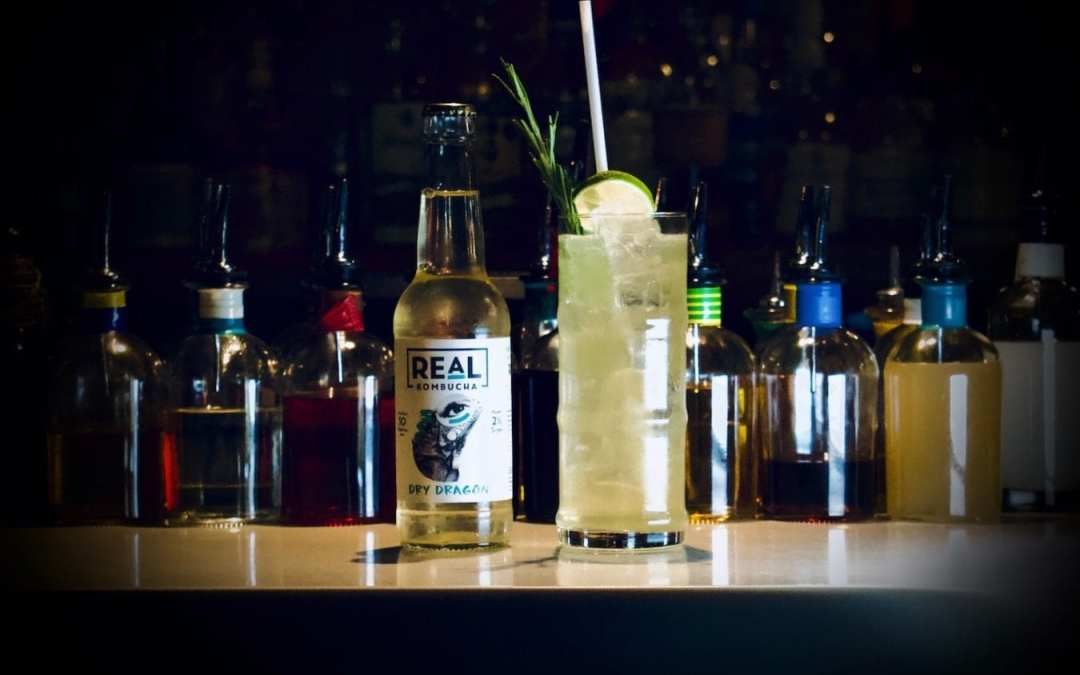 Kombucha Cocktails: Where to find the best in the UK