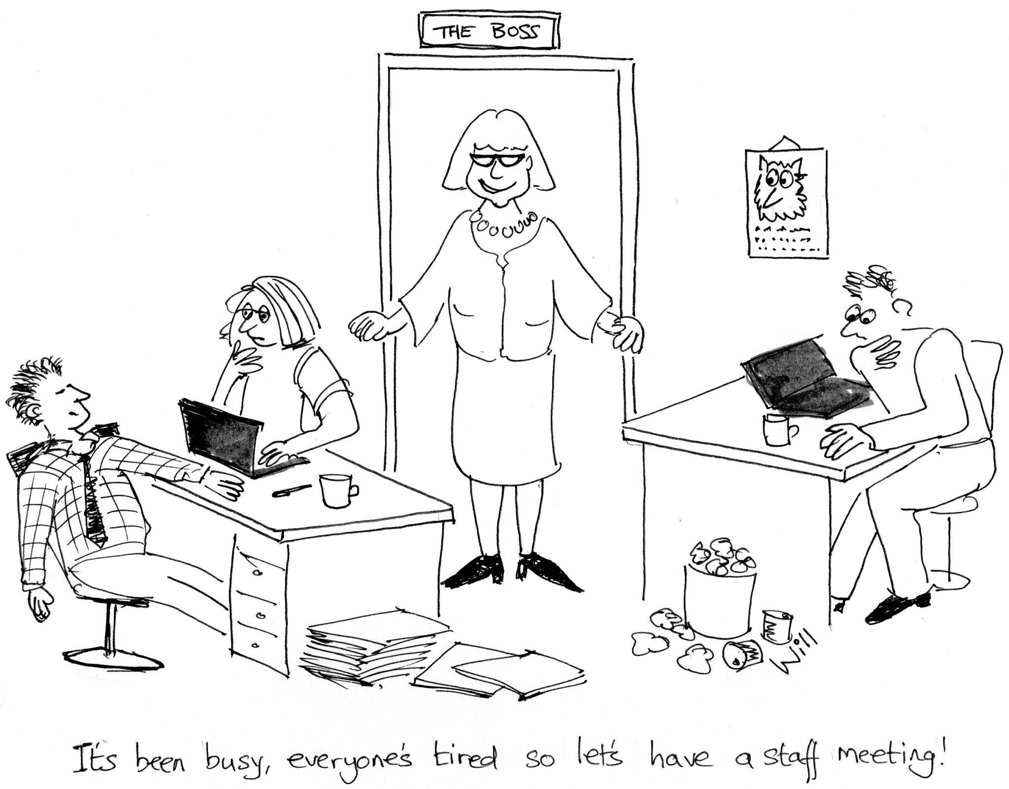 Naughty meetings review