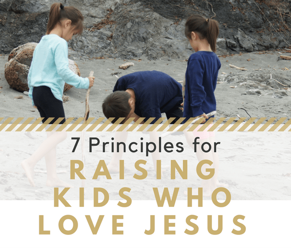 Principle 4: Model and Teach Kids to Love His Church