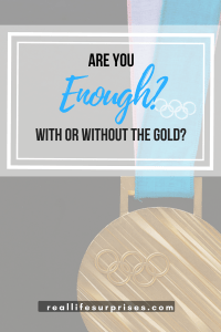 Are you Enough?