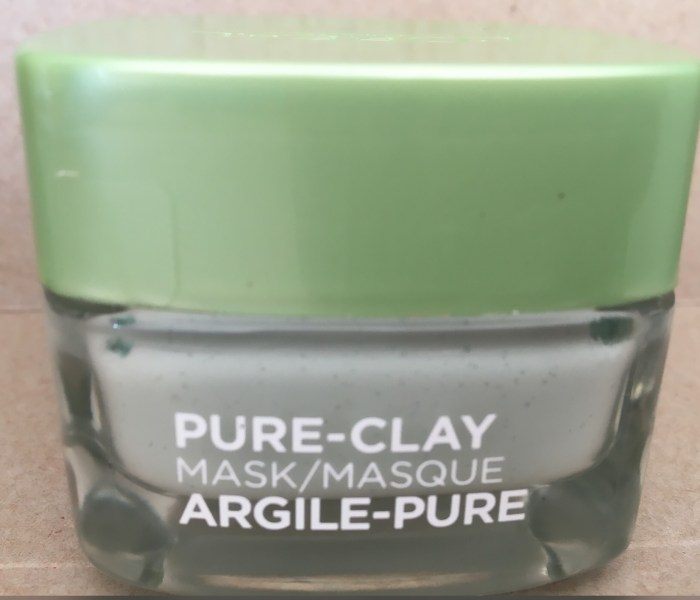 L'Oreal's clay mask : is it worth it?