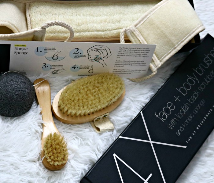 Minamul Brush Kit Review + Give away!
