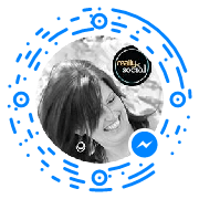 Facebook Messenger Code for Really Social's Facebook Page