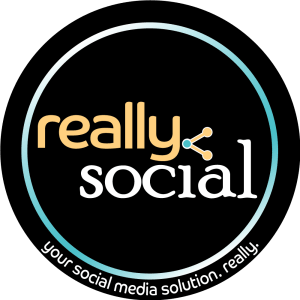 Really Social logo image (PNG)