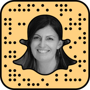 Really Social & Rachel Moore on Snapchat (Snapcode)