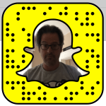 Snapcode for Joel Comm: joelcomm |Really Social Blog