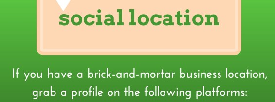 #ReallySocialTip: Use Location in Social Media