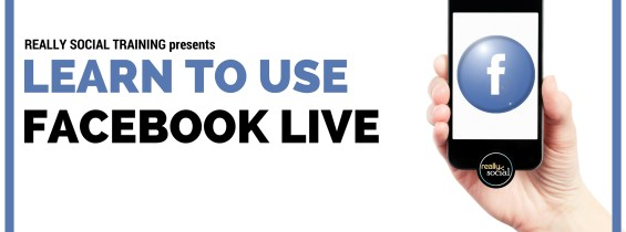 WEBINAR: Learn to Use Facebook Live