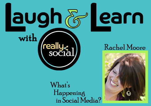 July 2016 | What's Happening in Social Media? | Laugh & Learn by Really Social (image)