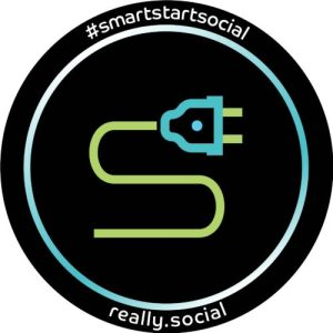 Really Social #smartstartsocial for StartUp Companies (icon)