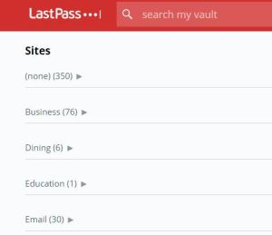 LastPass screenshot (image) - Really.Social blog