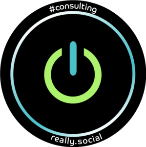 Really Social Consulting for your brand's social media reboot (icon)