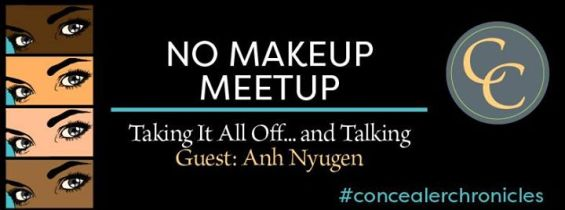Concealer Chronicles: No Makeup Meetup