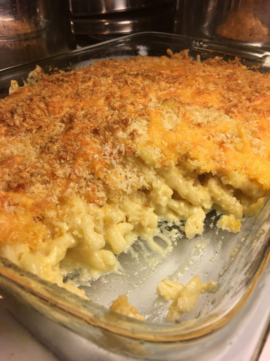 Ultimate Mac & Cheese