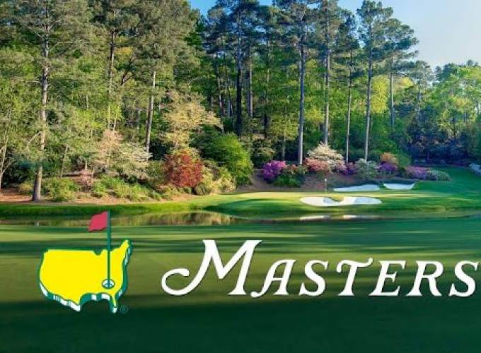 The Masters – A Food and Golf Tradition