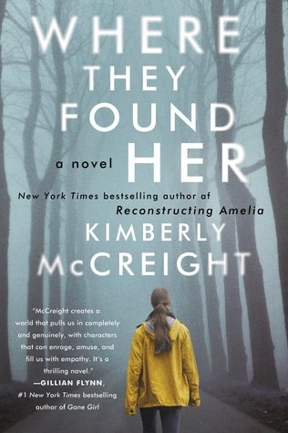 Where They Found Her by Kimberly McCreight Book Review