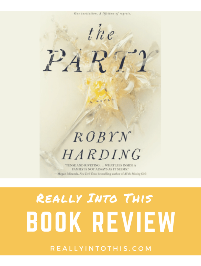 The Party by Robyn Harding Book Review