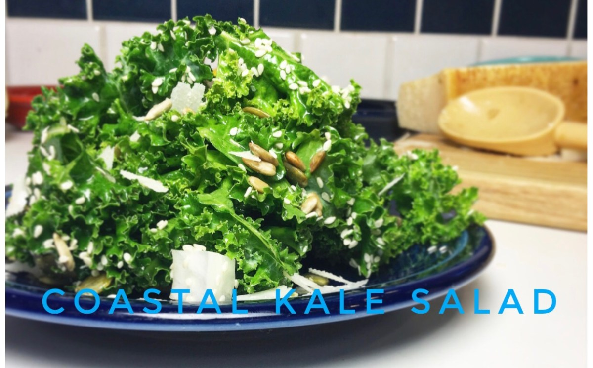 New Seasons Coastal Kale Salad Recipe