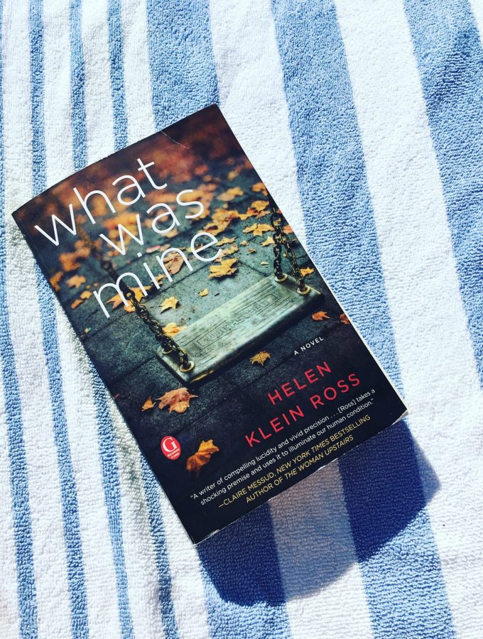 What Was Mine by Helen Klein Ross Book Review