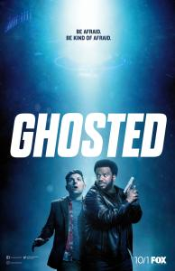 Ghosted FOX TV Guide Fall TV 2017 Really Into This