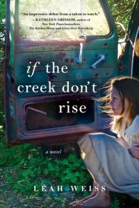 If The Creek Don't Rise by Leah Weiss Book Review Really Into This