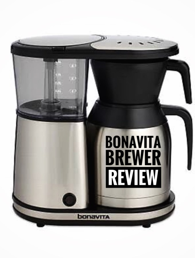 Bonavita 8 Cup Thermal Carafe Coffee Brewer Review