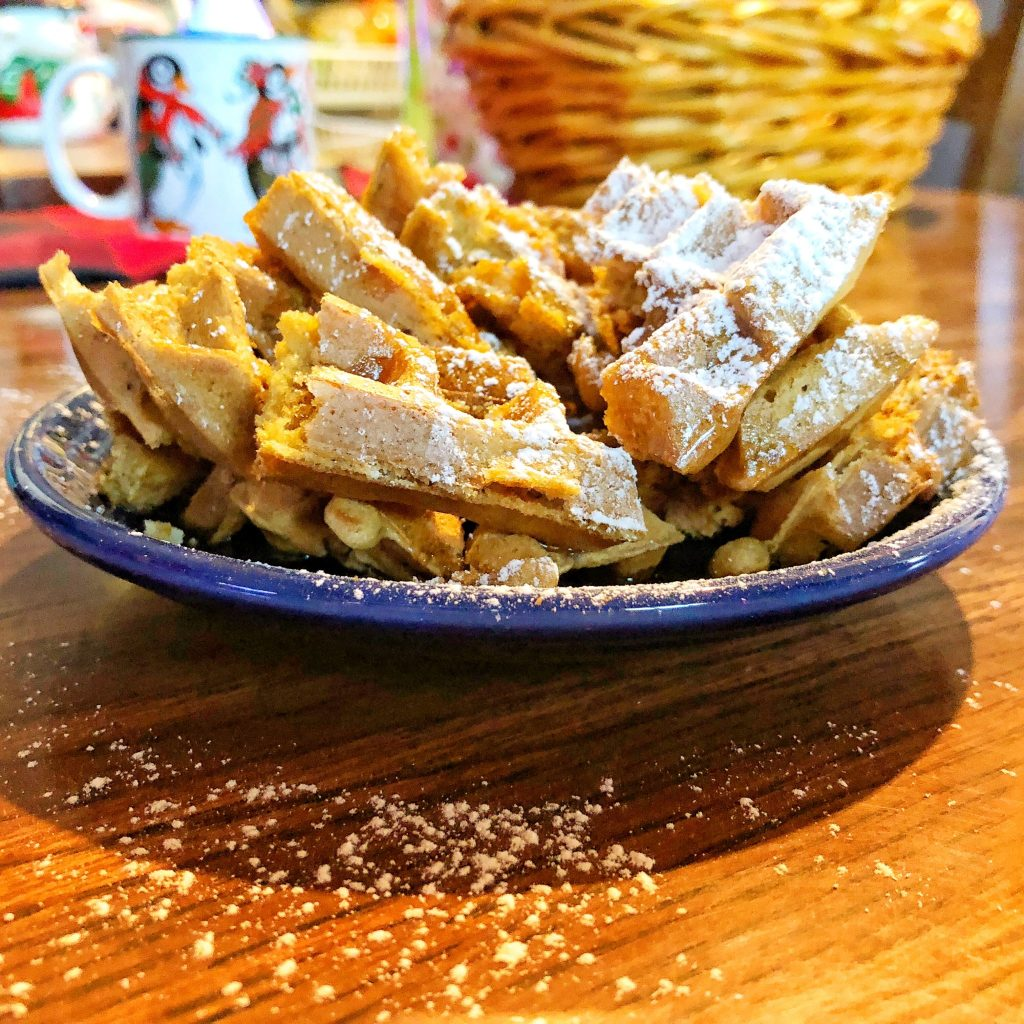 Gingerbread Waffles Recipe King Arthur Flour Really Into This Blog