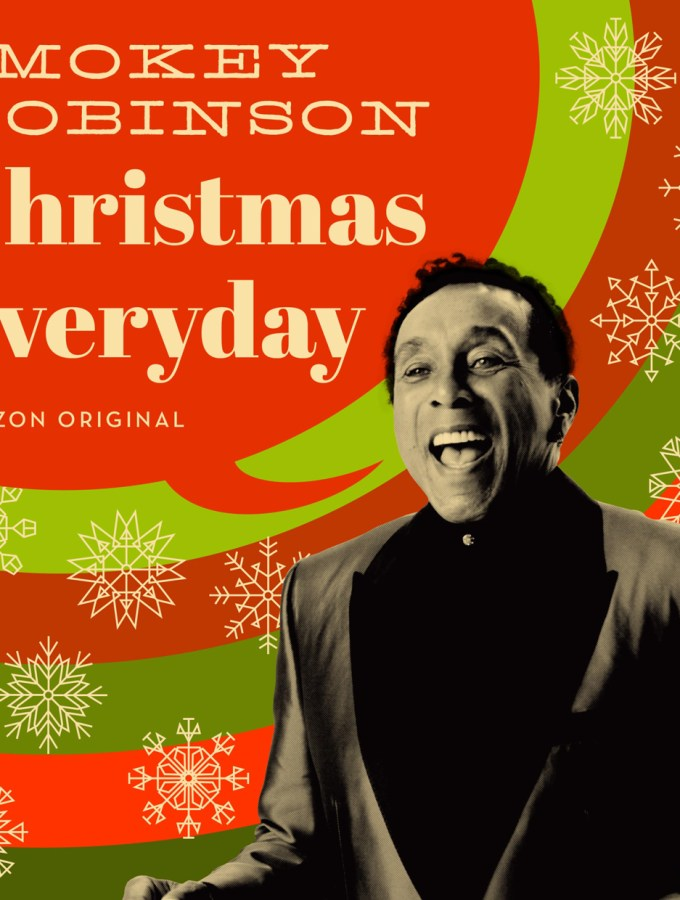 Smokey Robinson Christmas Everyday Album Review