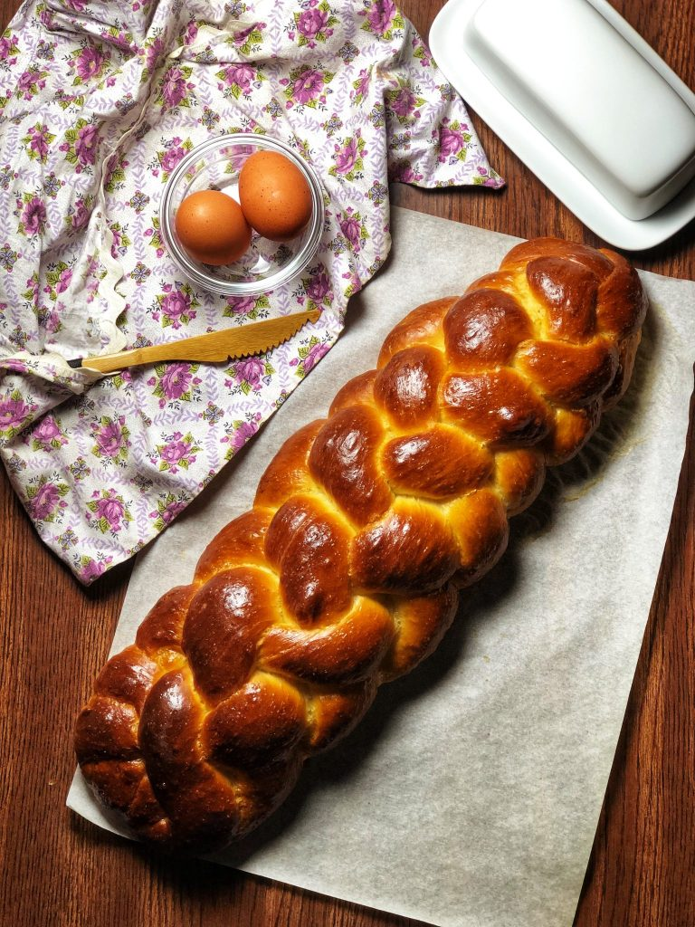 Classic Challah Bakealong with King Arthur Flour Challah Bread Really Into This Blog