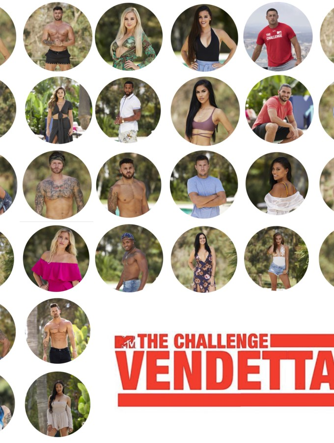 MTV The Challenge: Vendettas