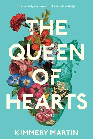The Queen of Hearts by Kimmery Martin Book Review