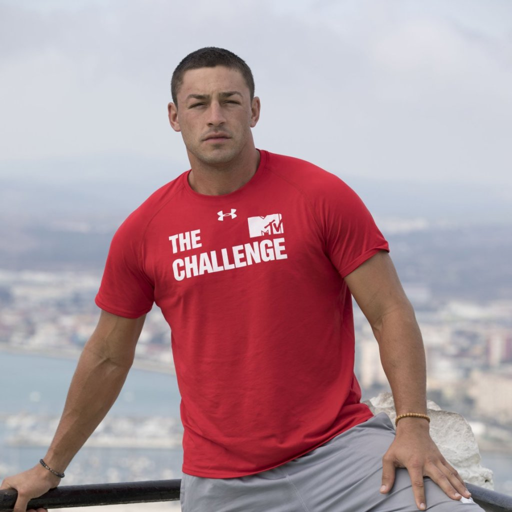 Tony Raines MTV The Challenge Vendettas Really Into This Blog