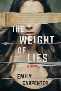 The Weight of Lies by Emily Carpenter Book Review Goodreads