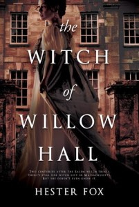 The Witch of Willow Hall by Hester Fox Book Review Goodreads