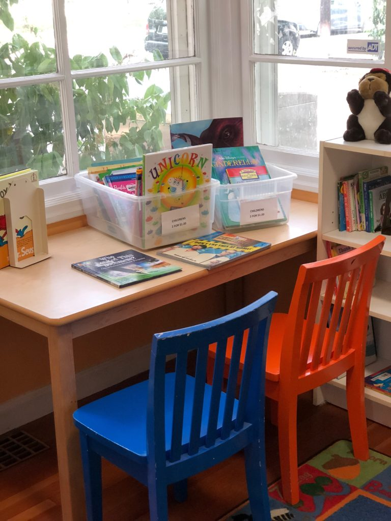 Beaverton Book Corner Really Into This Blog Children's Reading Room