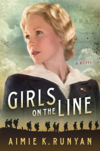 Girls on the Line by Aimie K. Runyan Book Review Goodreads