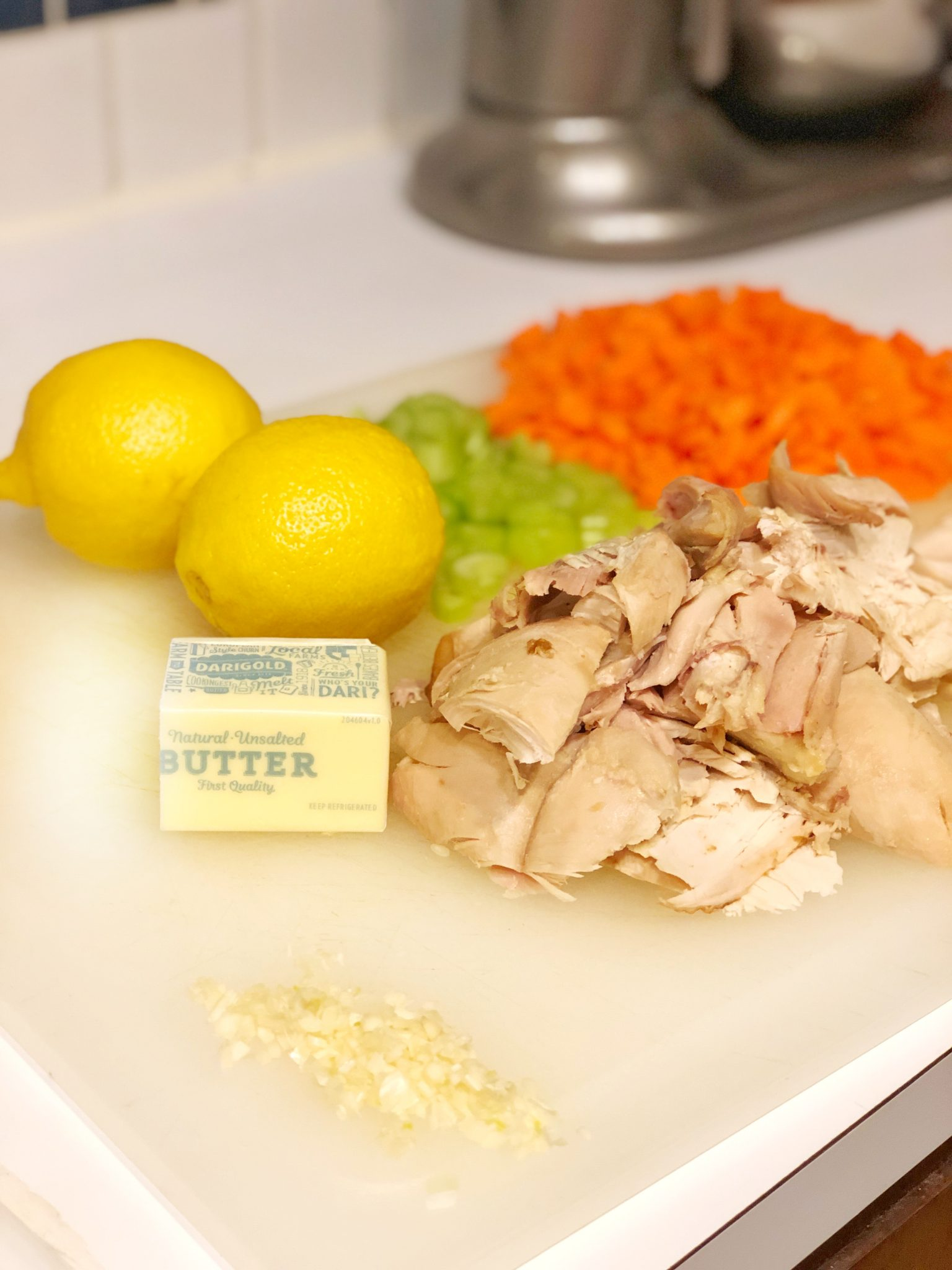 Lemon Chicken Orzo Soup Recipe Rotisserie Chicken Really Into This