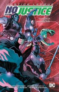 Justice League: No Justice by Scott Snyder Review Really Into This Goodreads
