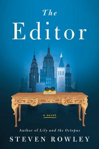 Book Review: The Editor by Steven Rowley Amazon