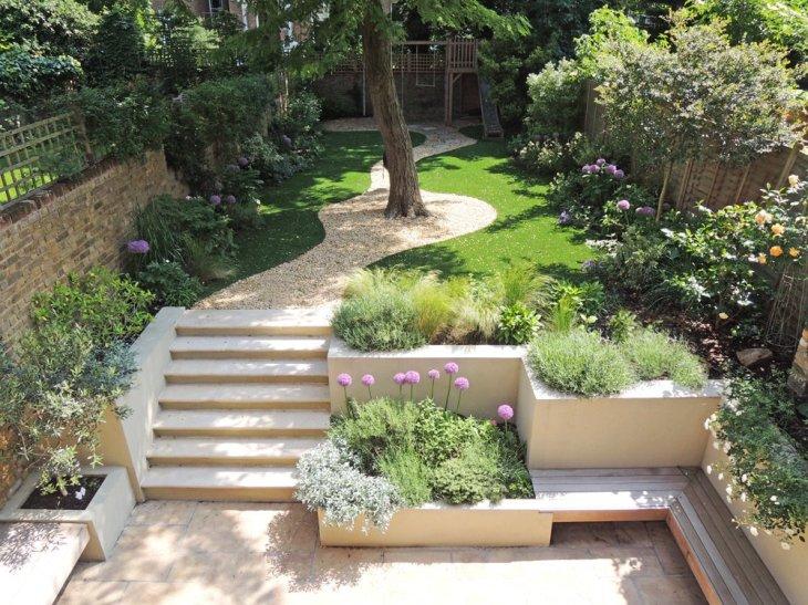 Really Nice Gardens: Belsize